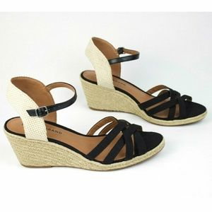Lucky Brand Kalley Espadrille Wedge Sandals